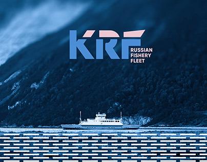 KRF Russian Fishery Fleet