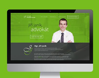 Jiří Janík -  website