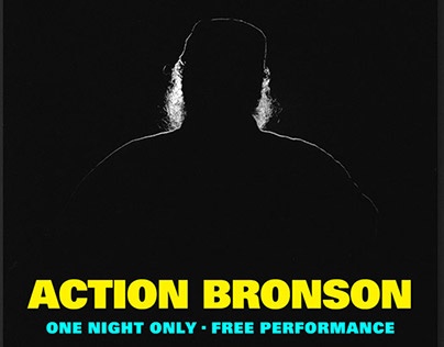 Action Bronson - One night only