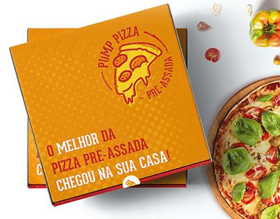 Pump Pizza Pré-Assada