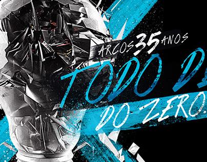 ARCOS | Todo dia. Do zero.