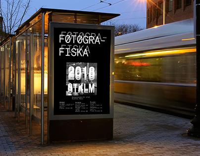 Fotografiska Rebrand