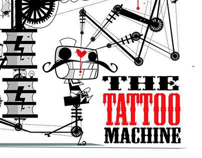 THE TATTOO MACHINE!!!