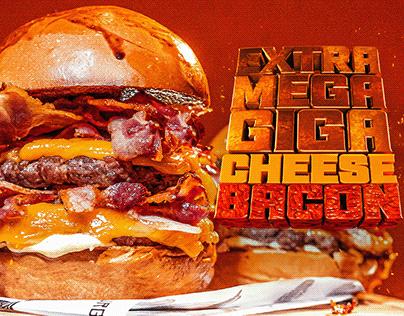 Entry New Burger Campaing - LA BRASA BURGER
