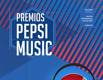 Premios Pepsi Music 2015