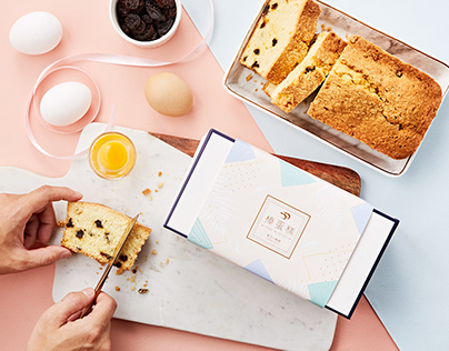 Packaging Design | 棒蛋糕 CAKE IN HOUSE