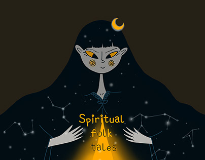 Spiritual folk tales