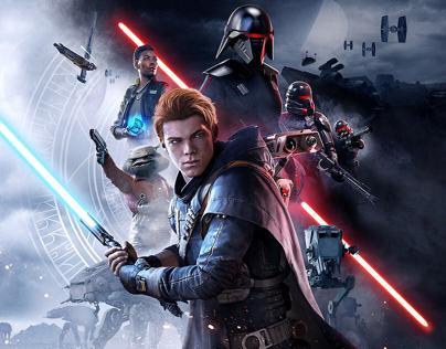 Jedi Fallen Order Key Art