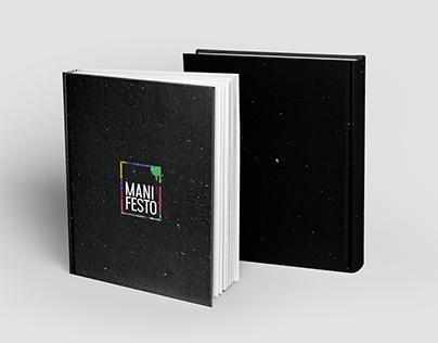 Manifesto Arte Urbana | Projeto Editorial