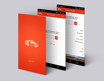 Car Info App for Nexus 5