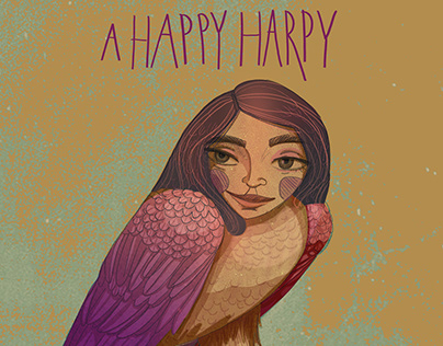 The Happy Harpy