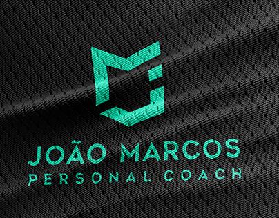 Identidade Visual. João Marcos, personal treiner.