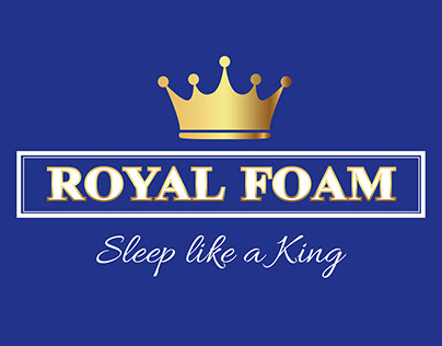 Royal Foam Rebrand