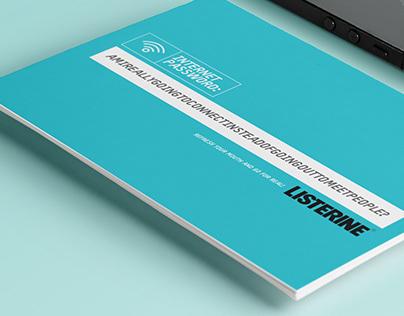 Listerine - Antipassword