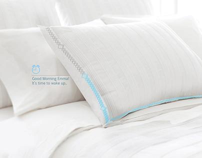 Stitch - The Wake Up Pillow