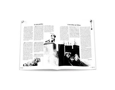 Fundación Locos Bajitos - Revista