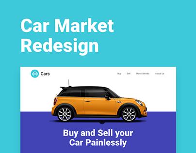 Car Market Redesign