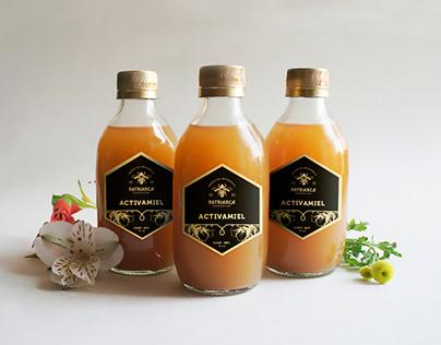 PATRIARCA / Branding + Packaging Design