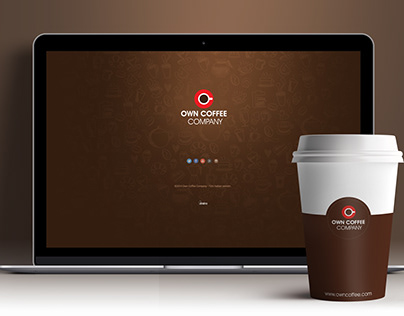 Own Coffee Company Branding