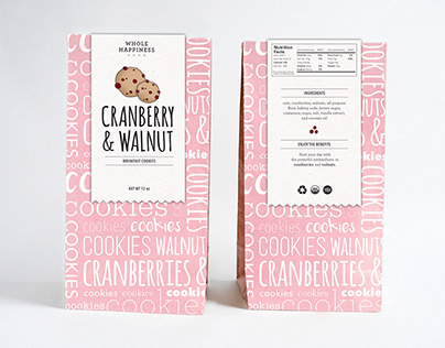 Whole Happiness — Brand & Package Design