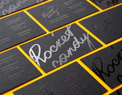Rocket Candy Branding