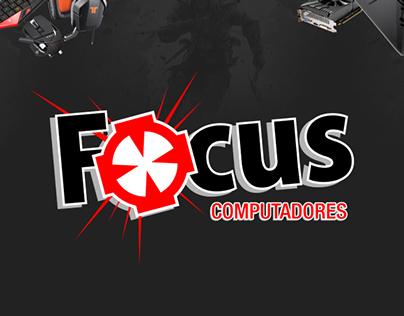Focus Computadores - E-commerce
