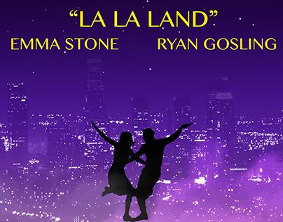 City Of Stars Poster ft. La La Land
