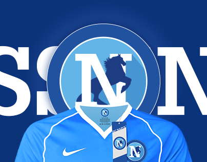 SSC Napoli - History & Redesign