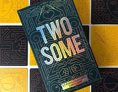 TWOSOME Card Game Design