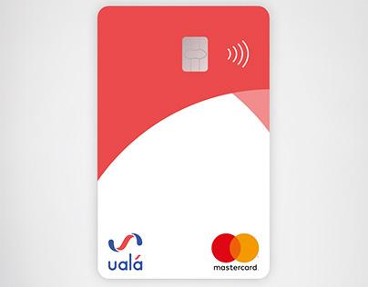 Ualá -PrepaidCard -ReDesign