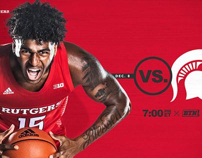 2019-20 Rutgers Men's Basketball