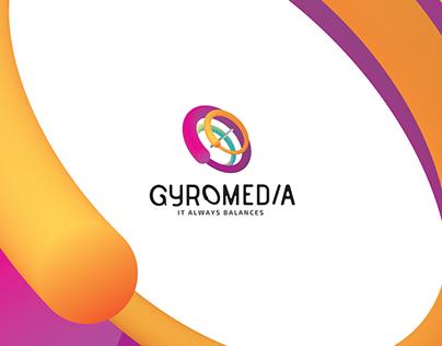 Gyro Media Branding Design