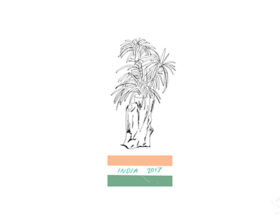 India Sketchbook