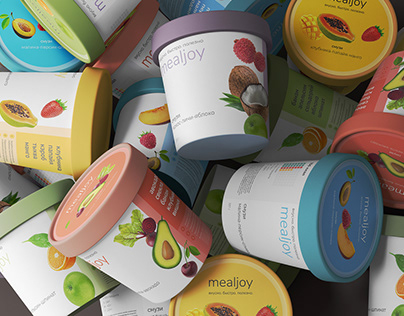 Mealjoy — branding
