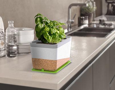 URB - Sustainable Home Herb Garden