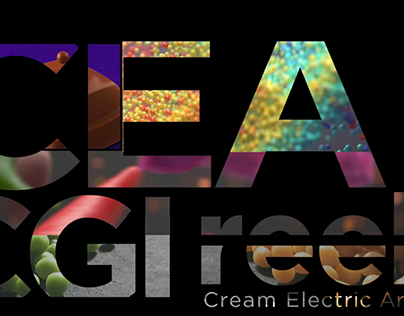 Cream Electric Art CGI Showreel 2021