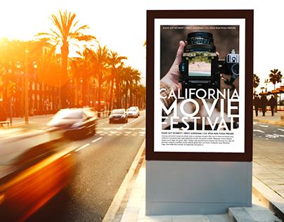 Movie Festival Poster