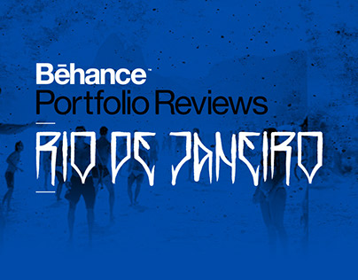 Behance Portfolio Reviews Rio de Janeiro 2013