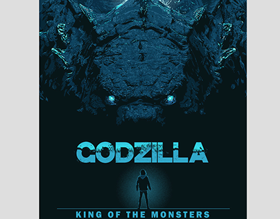 Poster Posse x Godzilla: King of the Monsters (PP)