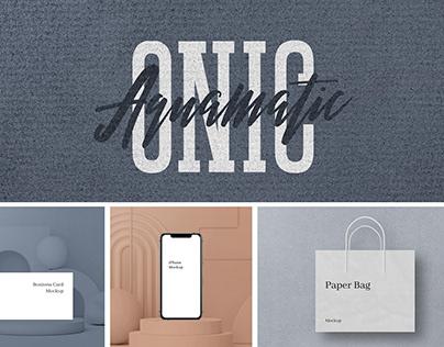 Device Branding Mockup