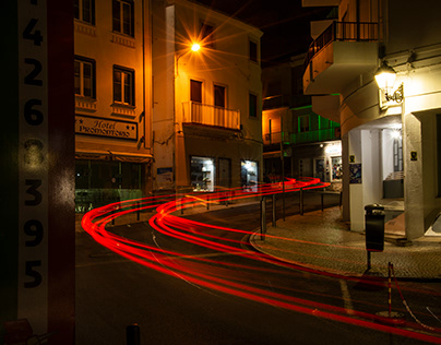 The ghosts of Nazaré