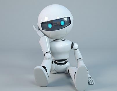 ROBOT 3D MODEL DOWNLOAD