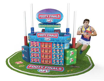 POS Innovation - Pepsico - Footy Finals