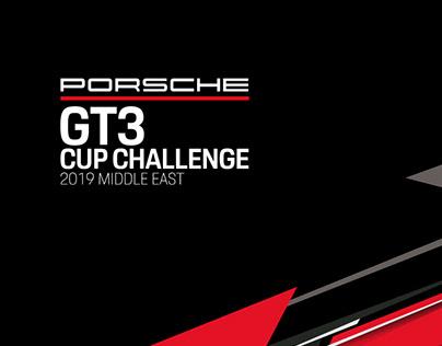 Porsche GT3 Cup Challenge 2019 - Abu Dhabi, UAE