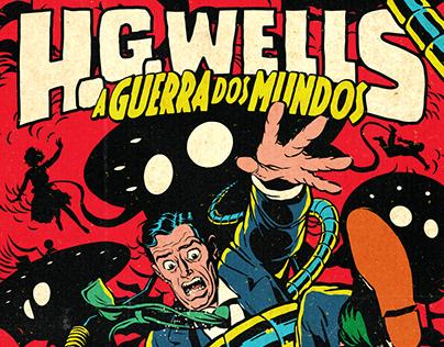 H. G. Wells Collection Box Set | Editora Pandorga