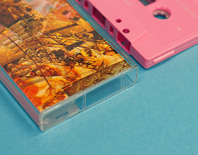 Cassette batch for Seagrave Records