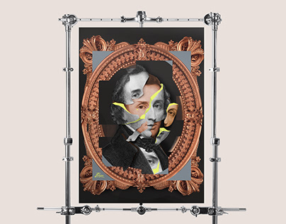 CHOPIN - FOREVER YOUNG - POSTER & WALLART DESIGN