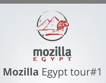 Mozilla Egypt Tour Banner
