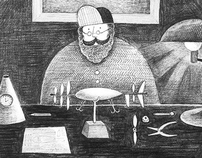 illustration -fisherman's story-