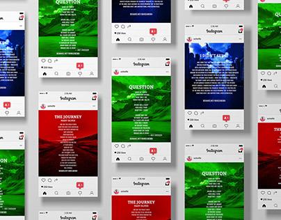 Social Media Marketing Post Design